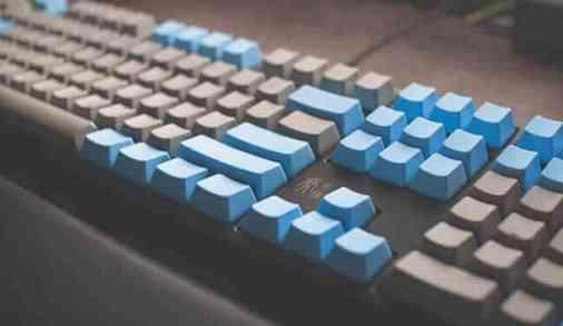 configuratie tastatura mecanica