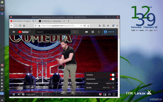 youtube-mx-linux