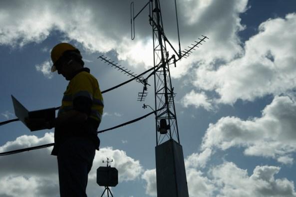 Ericsson - operatiuni in teren