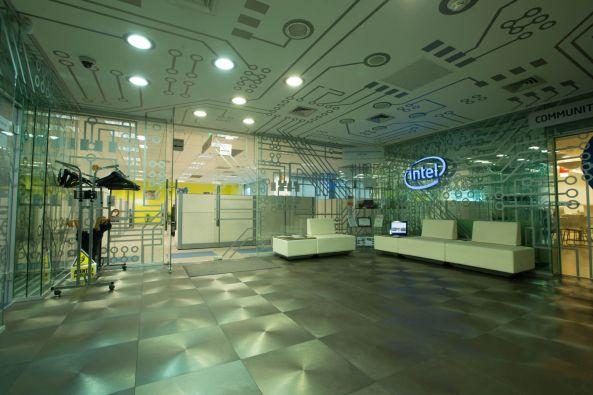 Biroul Intel Romania_Bucuresti