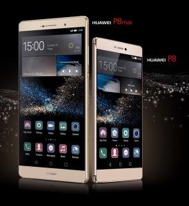 Huawei P8 & Huawei  P8 max_1