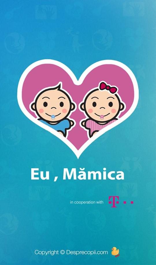 Eu, Mamica