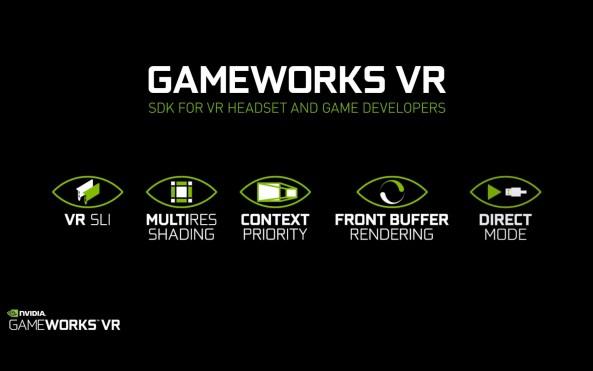 Gameworks VR 1