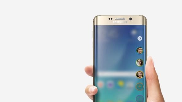 Galaxy S6 edge+ People Edge