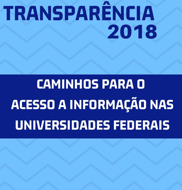 ranking da transparencia 2018