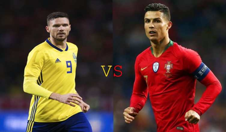 Uefa Nations League Match Preview Sweden Vs Portugal Team News Possible Lineups