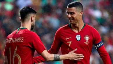 Bruno Fernandes Reveals Cristiano Ronaldo's Important Advice To Him