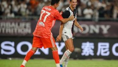 Gianluigi Buffon Congratulates Cristiano Ronaldo With A New Nickname