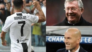The 5 Greatest Managers Of Cristiano Ronaldo's Career So Far