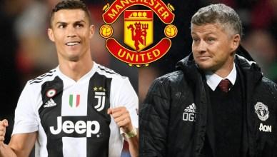 Manchester United XI If Cristiano Ronaldo Returns