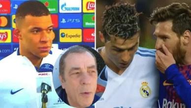 PSG To Unite Cristiano Ronaldo and Messi