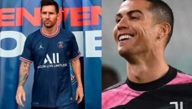 PSG Set to Unite Cristiano Ronaldo and Messi with Pogba in 2022