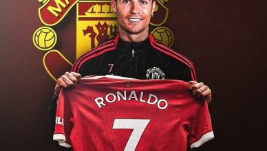 Manchester United Offers Ronaldo his Favorite Jersey Number