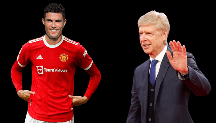 Arsene Wenger Questions Man United's Decision to re-sign Ronaldo