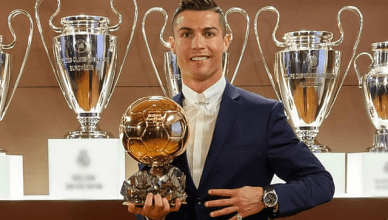 Oxford maths professor crowns Cristiano Ronaldo the GOAT
