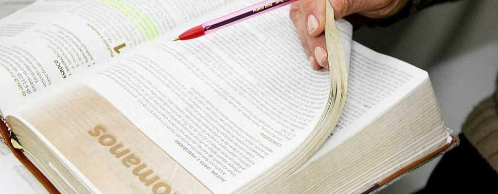 ¿Cómo elegir una Biblia?