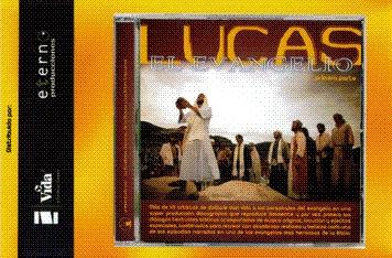 """Presentan la producción """"Lucas: El Evangelio"""" durante los Premios Arpa"""