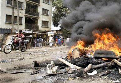 Cientos de muertos dejan los enfrentamientos entre cristianos y musulmanes