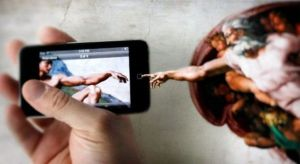 social media and church