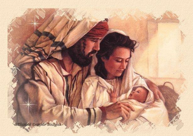 Nacimiento de Jesús