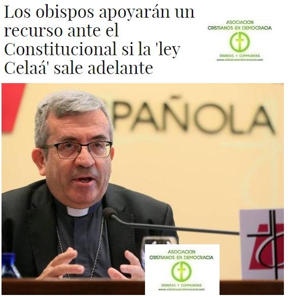 El despertar de la Iglesia jerárquica en España.