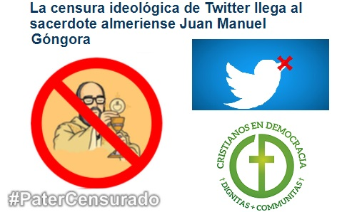 Censura en las redes #PaterCensurado