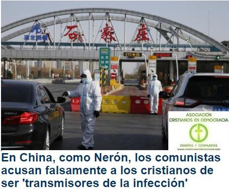 El Comunismo chino recrudece su persecución contra los cristianos.