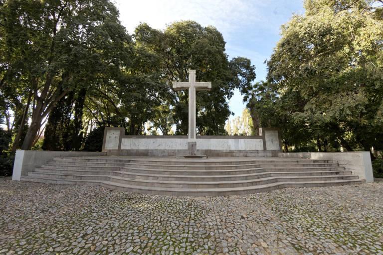 Nuev o ataque a una Cruz, ahora en Ribalta (Castellón)