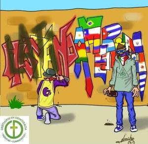 Hispanidad: Latonioamerica o hispanoamerica?