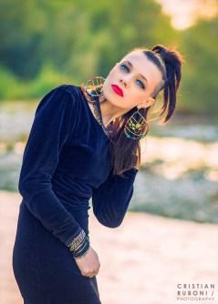 cristina fashion italia fotografo rimini