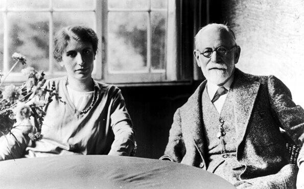 Essere Anna Freud