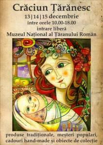 Târg de iarnă Crăciun Țărănesc - târg de Crăciun @ Muzeul Național al Țăranului Român | București | Municipiul București | România