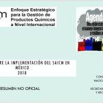 Informe sobre la implementación del SAICM en México 2018