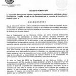 Bases legales para sustentar la economía circular comunitaria en los municipios de Chiapas