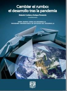 Book Cover: Cambiar el rumbo: Desarrollo tras la pandemia