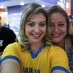 Rubia Veronez e Cristina Lira