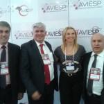 Fernando Santos, Marcelo Matera, Alexandra Caprioli e Sebastião Martins