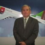 Gilberto Sabino -gerente regional da TAP no Nordeste