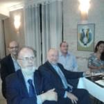 Marcus Profissiore, Sérgio Junqueira, Sérgio Pasquain, Toni Sando