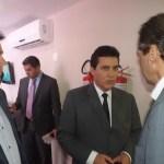 Presidente da ABIH NACIONAL, Enrico Fermi conversando com o ministro do turismo, Henrique Alves