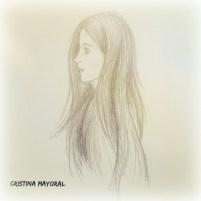 Cristina Mayoral, ilustración, bocetos