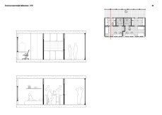 Students residence: sections
