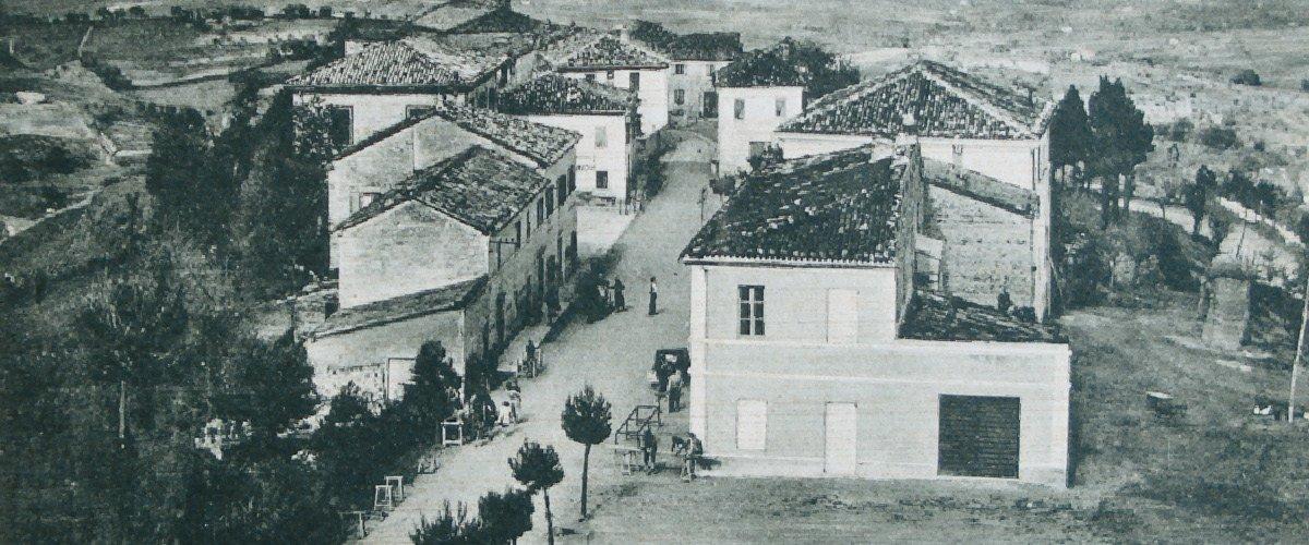 Monteciccardo - Cronache storie ricordi