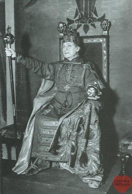 Ruggero Ruggeri - Enrico IV - 1953