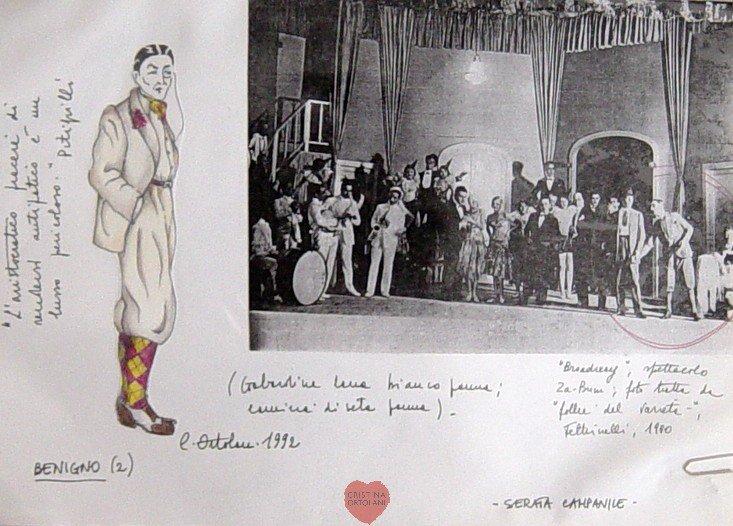 """A. Campanile (testi di), """"Serata Campanile"""": Benigno"""
