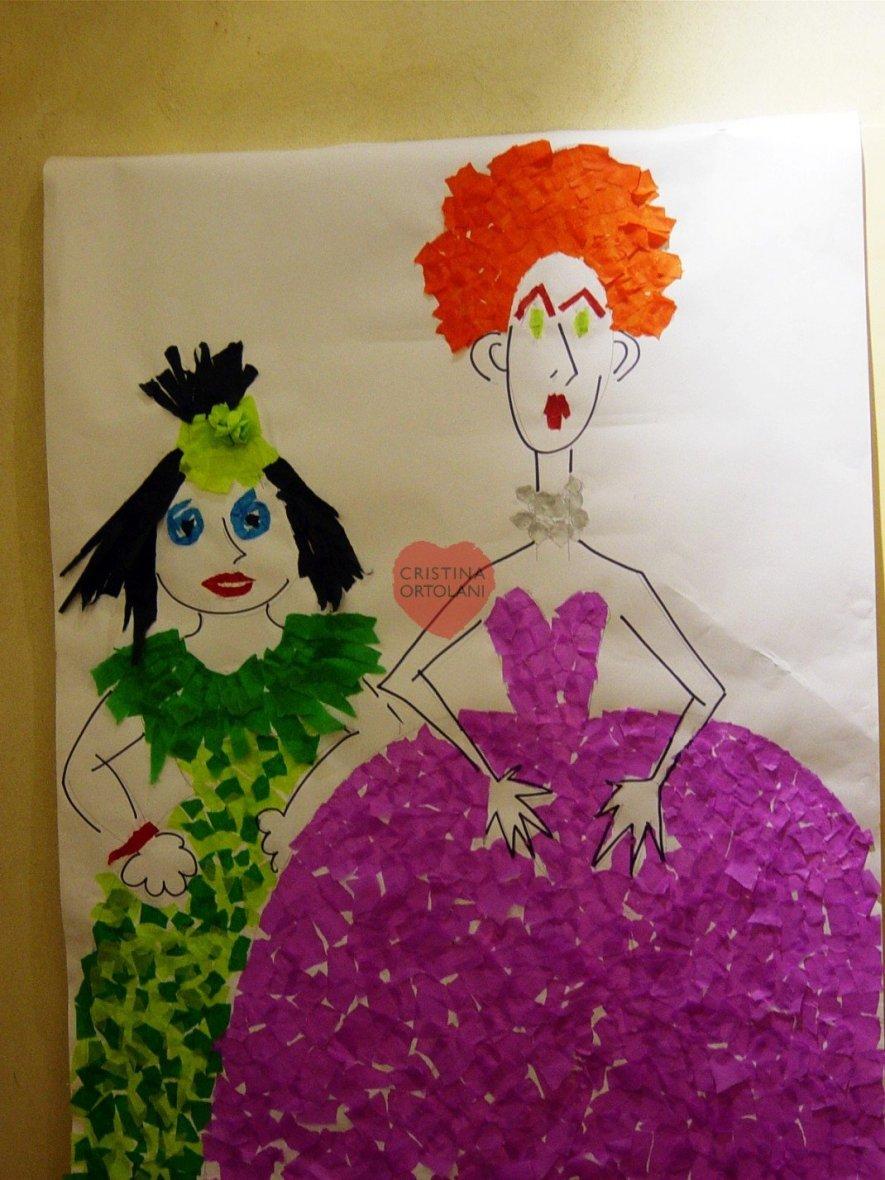 """Vestimenta - la fucina delle fate"""", laboratorio creativo: """"Cenerentola"""""""
