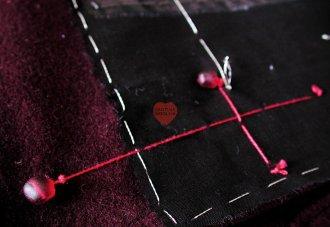 Fragmenti, Rosso, 1, dettaglio