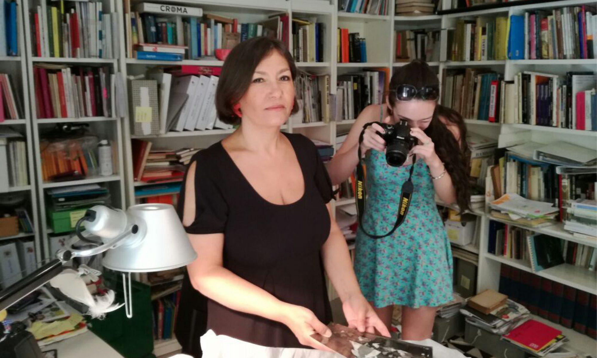Cristina Ortolani studio - Scrittura, memoria e storytelling