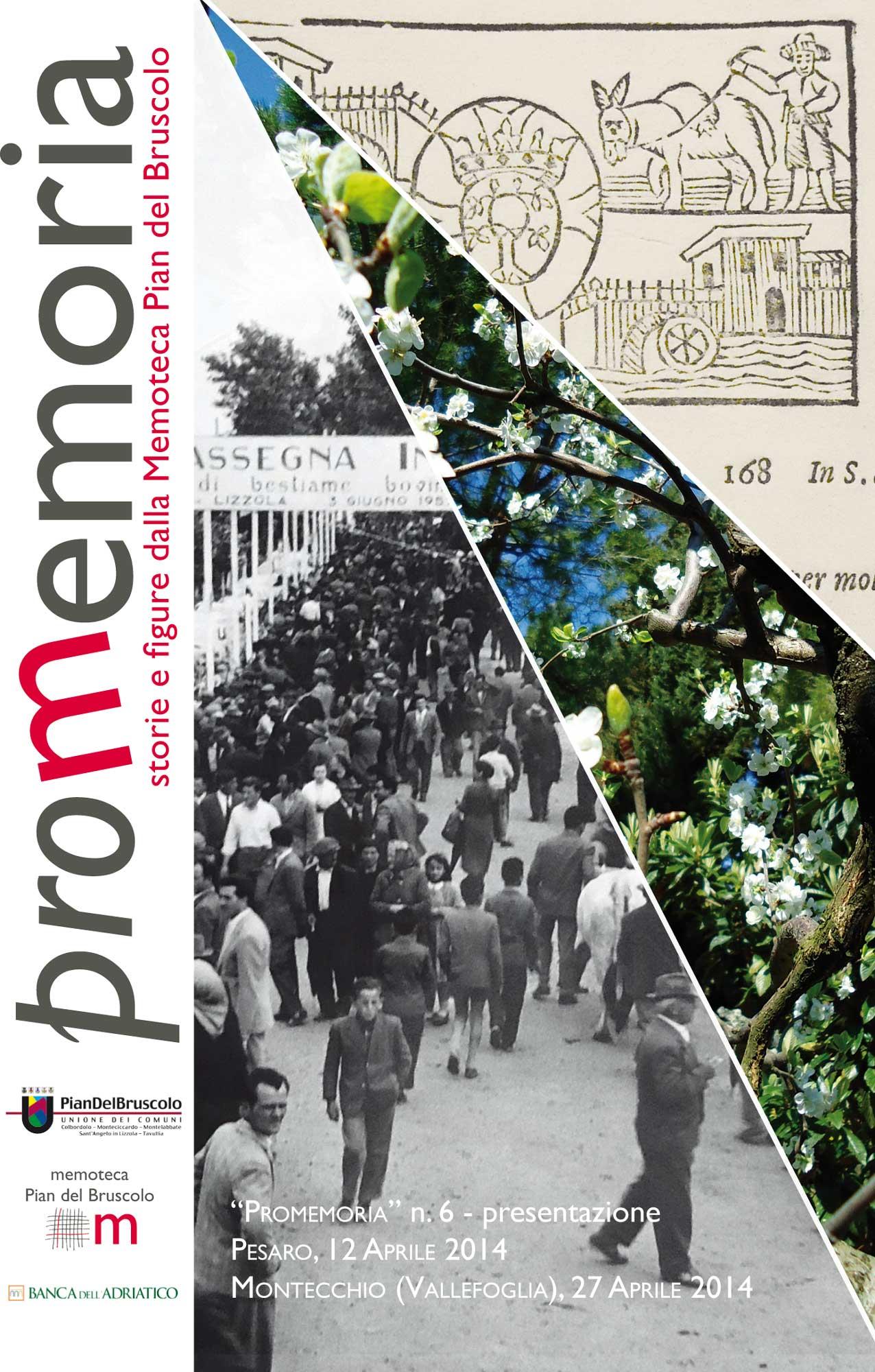 Memoteca Pian del Bruscolo - 2014