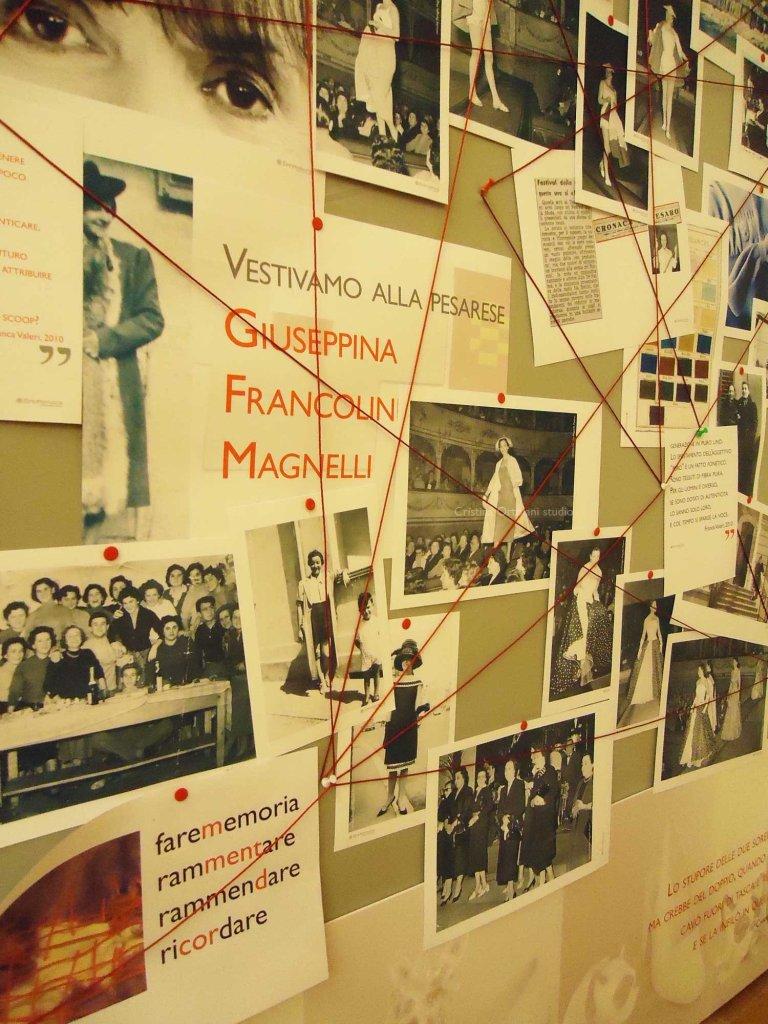 La stanza dei ricordi - Pesaromemolab